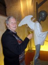 Anička s andělem 1